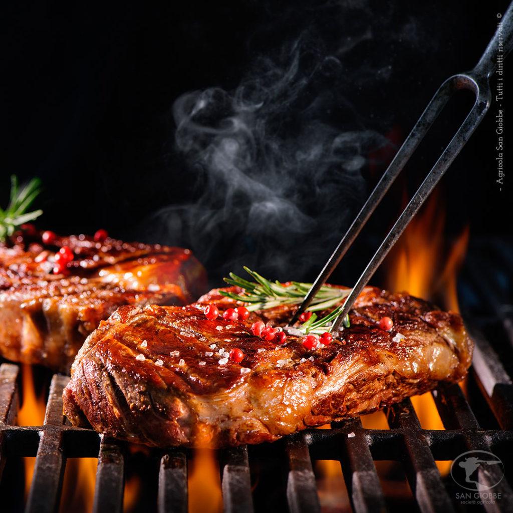 Carne per barbeque di chianina IGP - Agricola San Giobbe
