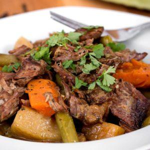 Brasato Valdichiana di carne chianina IGP - Agricola San Giobbe