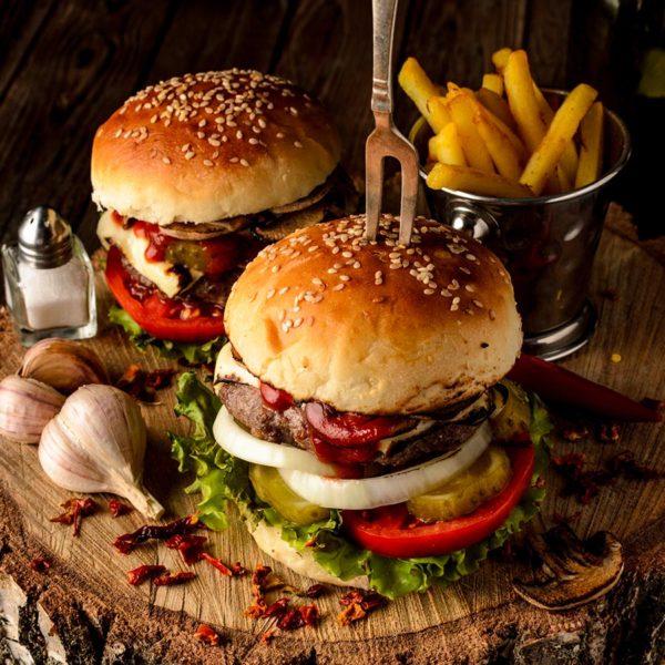Ricetta Hamburger di carne chianina IGP - Agricola San Giobbe
