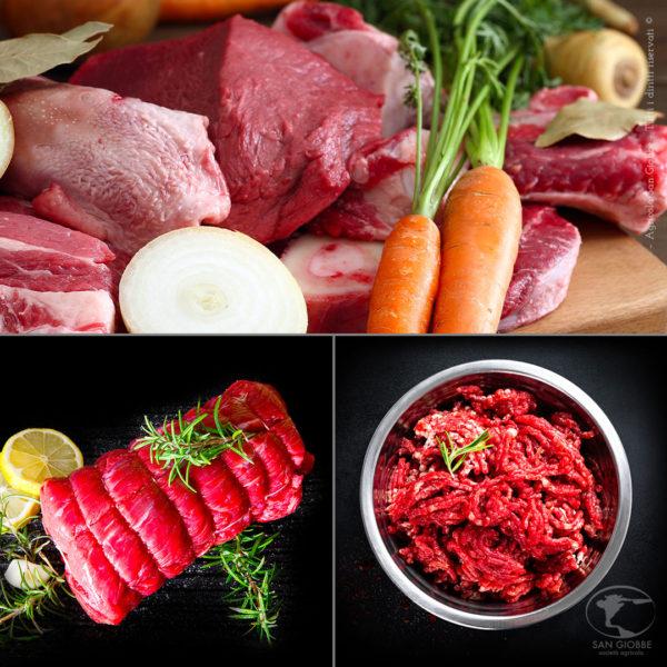 specialità della nonna carne di chianina IGP Agricola San Giobbe